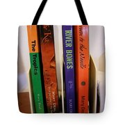 Four Of My Ten Books Published Tote Bag