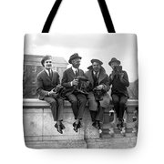 Four Photographers Tote Bag