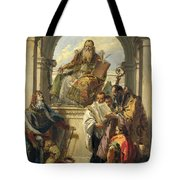 Four Saints Tote Bag