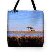 Four Trees H Tote Bag