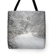 Four Wheel Winter Tote Bag