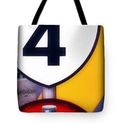 Four With Coke Tote Bag