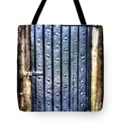 Fourt Moultrie Door Tote Bag