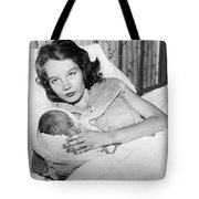 Fourteen Year Old Mother Tote Bag