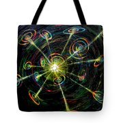 Fourth Day Of Creation Tote Bag
