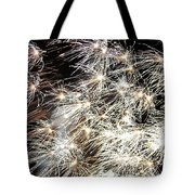 Fourth Of July Fireworks Tote Bag by Kim Bemis