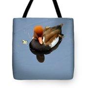 Fowl Ginger Tote Bag