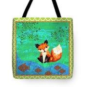 Fox-c Tote Bag