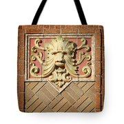 Fox Gargoyle 01 Tote Bag