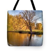 Fox River-jp2419 Tote Bag