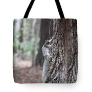 Fox Squirrel Vertical Tote Bag