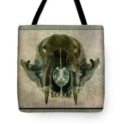 Foxbone I Tote Bag