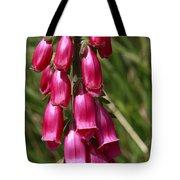 Foxgloves Tote Bag