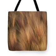Foxtail Tote Bag