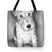 Foxterrier Tote Bag