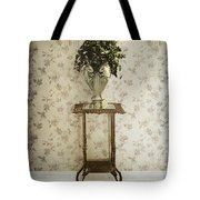 Foyer Living Tote Bag by Margie Hurwich