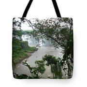 Foz Do Iguacu Tote Bag