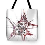 Fractal 057 Tote Bag