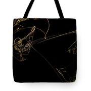 Fractal 23 Doots Tote Bag
