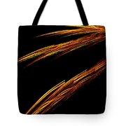 Fractal 25 Fiya Tote Bag