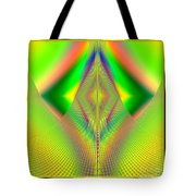 Fractal 32 Up Up And Away Tote Bag