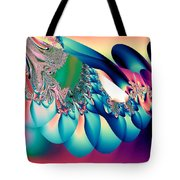 Fractal Abstract 001 Tote Bag