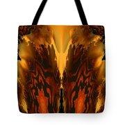 Fractal Abstract 15-01 Tote Bag