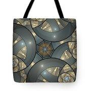 Fractal Art Deco  Tote Bag