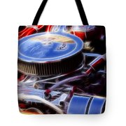 Fractal Flags Tote Bag