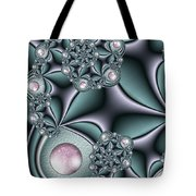 Fractal Jewellery Tote Bag