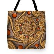 Fractal Jewelry Tote Bag