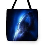 Fractal Nude 4030 Tote Bag
