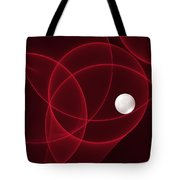 Fractal The Lonesome Pearl 2 Tote Bag