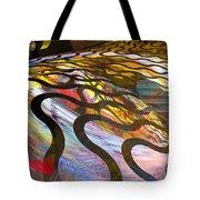Fractals - Snake Tote Bag