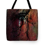 Fracture Tote Bag by Rachel Christine Nowicki