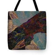 Fracture Section Il Tote Bag