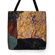 Fracture Section Ix Tote Bag