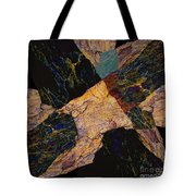 Fracture Section Viii Tote Bag