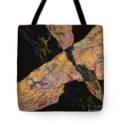 Fracture Section Vl Tote Bag