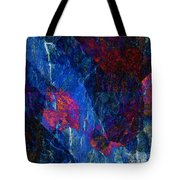 Fracture Section Xv Tote Bag