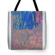 Fracture Section Xxlll Tote Bag