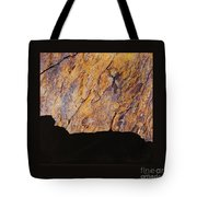 Fracture V Tote Bag