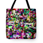 Fractured Fairytales Tote Bag