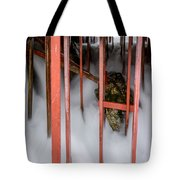 Fragile Attraction Tote Bag