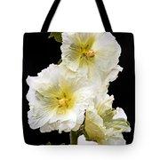 Fragile Flower Tote Bag