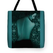Fragility - Self Portrait Tote Bag