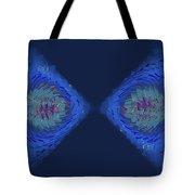 Fragmented Vision Tote Bag