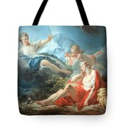 Fragonard's Diana And Endymion Tote Bag