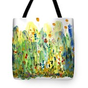 Fragrance Tote Bag