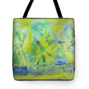 Frame Of Mind Tote Bag